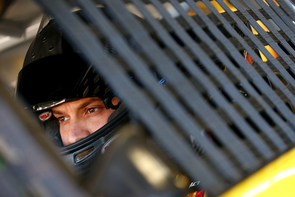 Landon Cassill photo